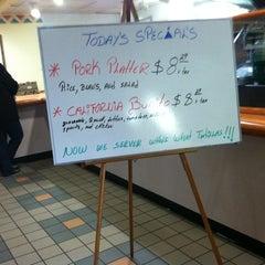 Photo taken at Sierra Grille by XxJulietxX💜 on 4/26/2012