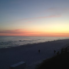 Photo taken at Rosemary Beach by Paul W. on 5/2/2012