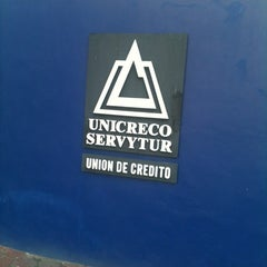 Photo taken at Unicreco by Alejandro R. on 7/14/2012