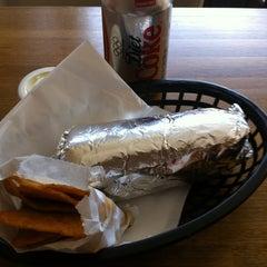 Photo taken at Mexigo Burrito Bar by Matt A. on 8/17/2012