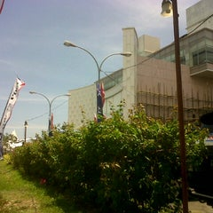 Photo taken at Manado Convention Center (MCC) by yedi h. on 9/7/2012