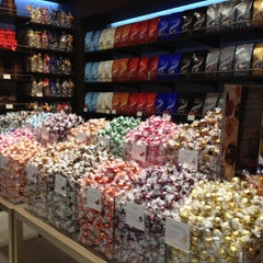 Photo taken at Lindt by Nathan M. on 6/8/2012