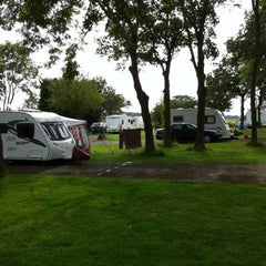 Photo taken at Ebury Hill Camping & Caravanning Club Site by Robert D. on 8/11/2012