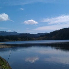 Photo taken at Lake Padden Park by Rodery R. on 4/21/2012
