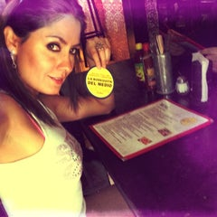 Photo taken at La Bodeguita del Medio by BereBog on 5/6/2012