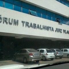 Photo taken at Tribunal Regional do Trabalho da 23ª Região (TRT23) by Sidney S. on 4/11/2012