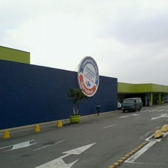 Photo taken at Carrefour by Bruno F. on 6/13/2012