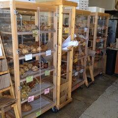 Photo taken at Arizmendi Bakery Panaderia & Pizzeria by Rob S. on 6/23/2012