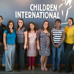 Photo taken at Children International by Carla A. on 6/19/2012