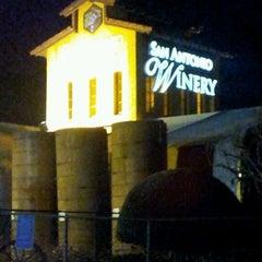 Photo taken at San Antonio Winery by Wilson C. on 3/9/2012