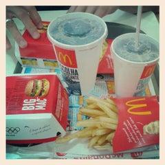 Photo taken at McDonald's by João C. on 8/2/2012