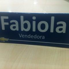 Photo taken at Metronorte by Fabiola R. on 6/18/2012