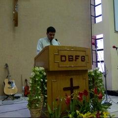 Photo taken at DBF Gurgoan by Kevin K. on 4/8/2012