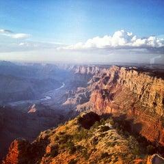 Photo taken at Desert View Watchtower by Mr.TanTai on 9/7/2012