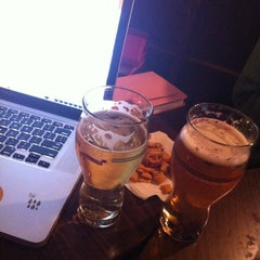 Photo taken at BU Pub by Terry L. on 2/15/2012