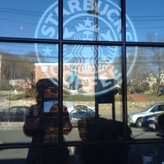 Photo taken at Starbucks by SueBDo on 3/27/2012