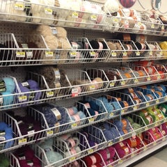 Photo taken at Jo-Ann Fabric and Craft by Rachel C. on 8/3/2012