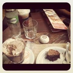 Photo taken at Fran's Café by Lauren L. on 3/16/2012