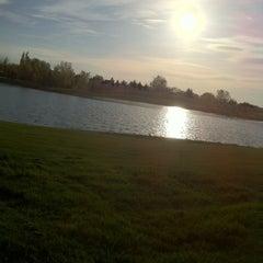 Photo taken at Emerson Lake by Mrpyramids 4. on 5/16/2012