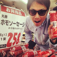 Photo taken at セルバ 忍野店 by JUN S. on 8/18/2012