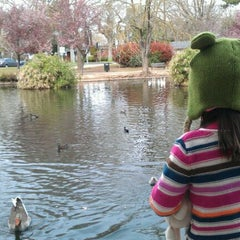 Photo taken at McKinley Park by Melody C. on 3/11/2012