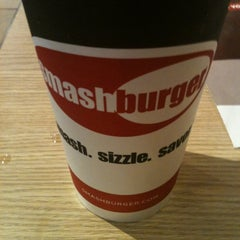 Photo taken at Smashburger by Norman L. on 6/21/2012