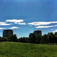 Photo taken at Парк Хиподрума by Bilyana V. on 6/6/2012