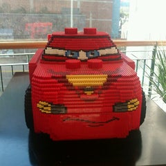 Photo taken at Lego Store by Diego F. on 6/7/2012