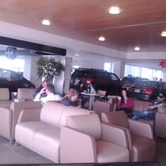 Photo taken at Holman Toyota Scion by Kijung L. on 4/10/2012