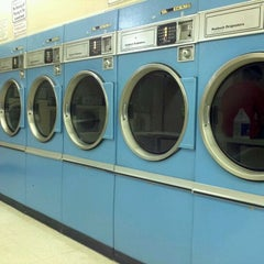 Photo taken at Coin Laundry by Rebecca S. on 6/5/2012