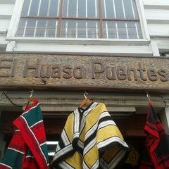 Photo taken at El Huaso puentes by Carlos D. on 9/3/2012