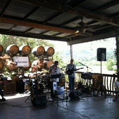 Photo taken at Papapietro Perry Winery by Michael R. on 4/29/2012