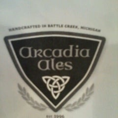 Photo taken at Arcadia Brewing Company by Ed A. on 7/29/2012