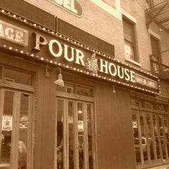 Photo taken at Village Pourhouse by Craig P. on 2/11/2012