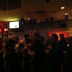 Photo taken at J.J. Foley's Fireside Tavern by Laura E. on 3/16/2012