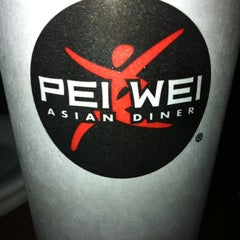 Photo taken at Pei Wei by Cesar R. on 6/2/2012