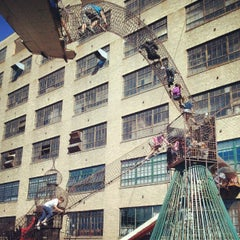 Photo taken at City Museum by Jim V. on 9/8/2012