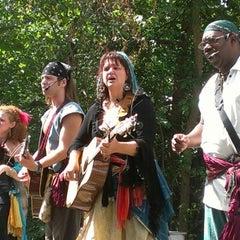 Photo taken at Michigan Renaissance Festival by Milli A. on 9/9/2012