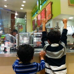 Photo taken at Jamba Juice by Will T. on 4/20/2012