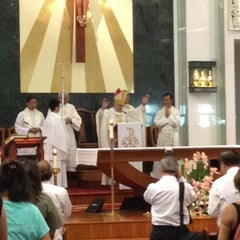 Photo taken at Church of Our Lady Of Perpetual Succour by Tina M. on 4/29/2012