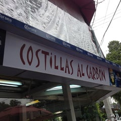 "Photo taken at Costillas Al Carbón ""El Paisa"" by Sache R. on 6/21/2012"