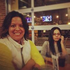 Photo taken at Moe's BBQ by Leonardo D. on 3/8/2012