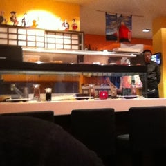 Photo taken at Taiyo Sushi Express by Mathieu M. on 4/3/2012