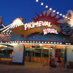 Photo taken at Primeval Whirl by Susan P. on 4/28/2012