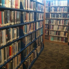 Photo taken at Wilmette Public Library by Laura K. on 6/8/2012