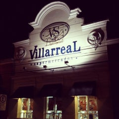 Photo taken at Villarreal Supermercados by Victor E. on 3/24/2012