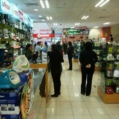 Photo taken at Importaciones Hiraoka by Jose P. on 7/1/2012