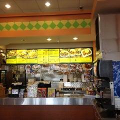 Photo taken at Ohana Hawaiian BBQ by Richard Francis W. on 5/2/2012