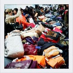 Photo taken at Rebecca Minkoff Sample Sale by Jenny T. on 5/8/2012