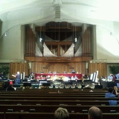 Photo taken at Kettering Seventh-day Adventist Church by Trevan T. on 2/18/2012